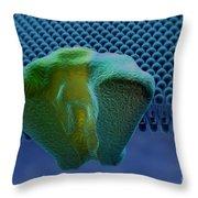 Transmembrane Receptor Throw Pillow