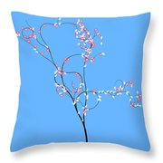 Trees Of Life Throw Pillow