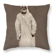 Turkestan Mazang, C1865 Throw Pillow