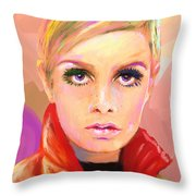 Twiggs Throw Pillow