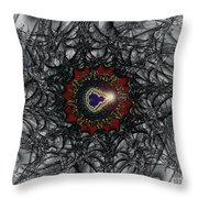 Twisting Throw Pillow