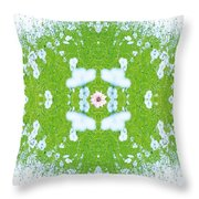 Unnatural 37 Throw Pillow