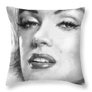 Very Beautiful Throw Pillow by Atiketta Sangasaeng