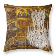 Versailles Ceiling Throw Pillow