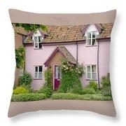 Village Charm Throw Pillow