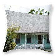 Webster Cottage Throw Pillow