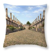 Wells Throw Pillow