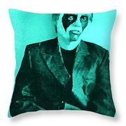 Whats The Point In Miming Throw Pillow