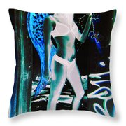 When Heaven And Earth Collide 2 Throw Pillow