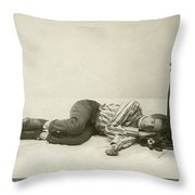 William Hodge (1874-1932) Throw Pillow