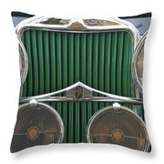 Willis Knight Throw Pillow