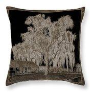 Willow Ranch Throw Pillow