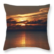 Yyteri Fall Throw Pillow