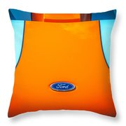 2004 Ford Gt40 Throw Pillow