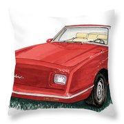 2006 Studebaker Avanti Throw Pillow