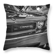 2008 Dodge Challenger  Throw Pillow