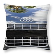 2012 Audi R8 Quattro Throw Pillow