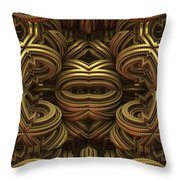 20120331-1 Throw Pillow