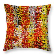 2013 040 Psalm 109 Throw Pillow