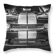 2013 Dodge Challenger Srt Bw Throw Pillow