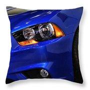 2013 Dodge Charger Daytona Throw Pillow