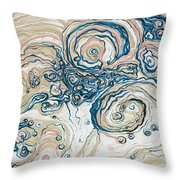 2013-sands Throw Pillow