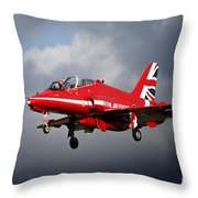 2015 Red Arrows  Throw Pillow