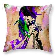 Lil Wayne Collection Throw Pillow