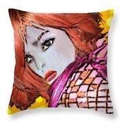 Lyne Throw Pillow