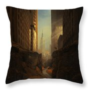 2146 Throw Pillow
