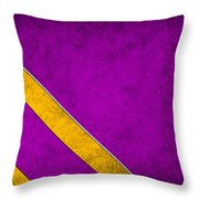 Minnesota Vikings Throw Pillow