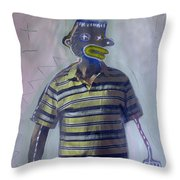 2265 Throw Pillow
