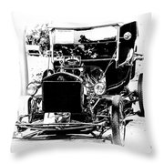 23 Ford Throw Pillow
