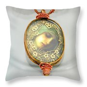 Jewelry Throw Pillow