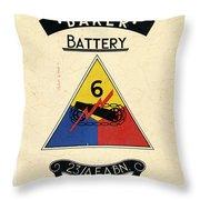 231 Afa  Throw Pillow