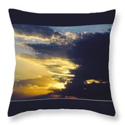 Sky Scape Throw Pillow