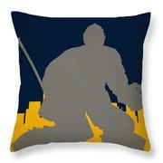 Buffalo Sabres Throw Pillow