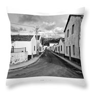 Over The Hills And Far Away Throw Pillow by Joseph Amaral
