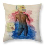 2546 Throw Pillow
