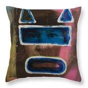 2562 Throw Pillow