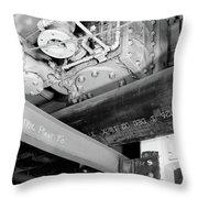 Colt Factory, 2005 Throw Pillow