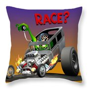 '28 Ford  Throw Pillow