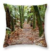 Jungle 12 Throw Pillow