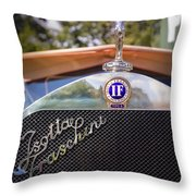 1922 Isotta-fraschini Throw Pillow