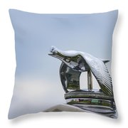 1930 Ford Model A Throw Pillow