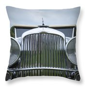 1932 Duesenburg Throw Pillow