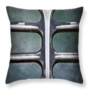 1933 Buick Emblem Throw Pillow