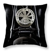 1933 Indian Four Throw Pillow