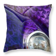 1937 Ford Oze Throw Pillow