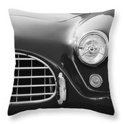 1959  Ac Ace Bristol Grille Throw Pillow